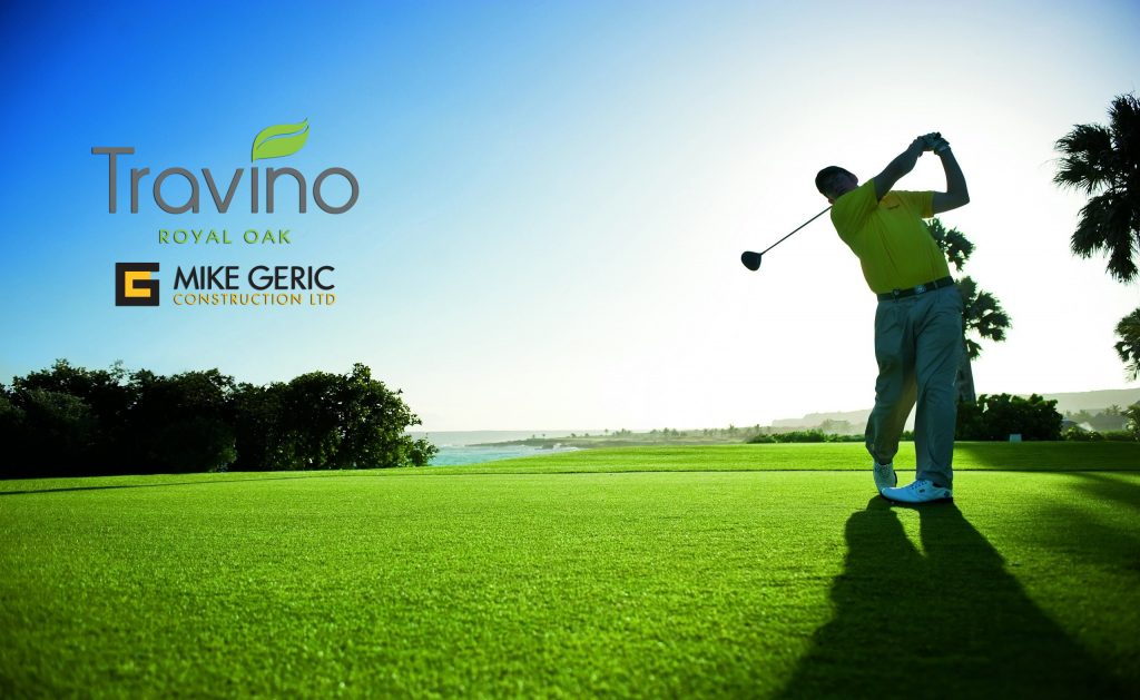 Travino Golf Saainch BC - Royal Oak